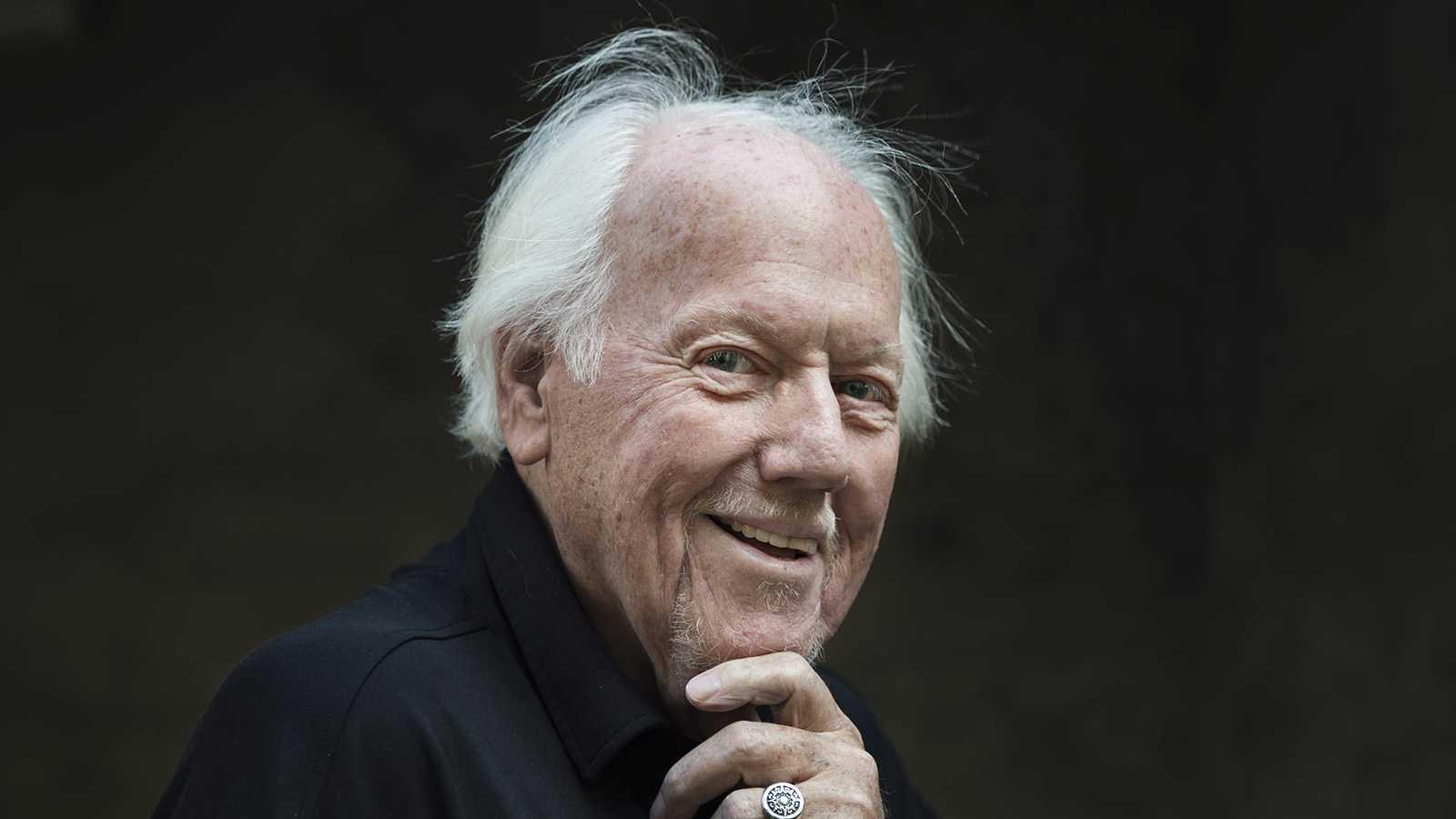 Svante Thuresson blev 84 år.