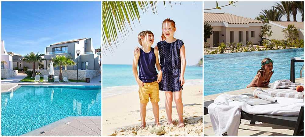 Här är sommarens hetaste familjehotell.