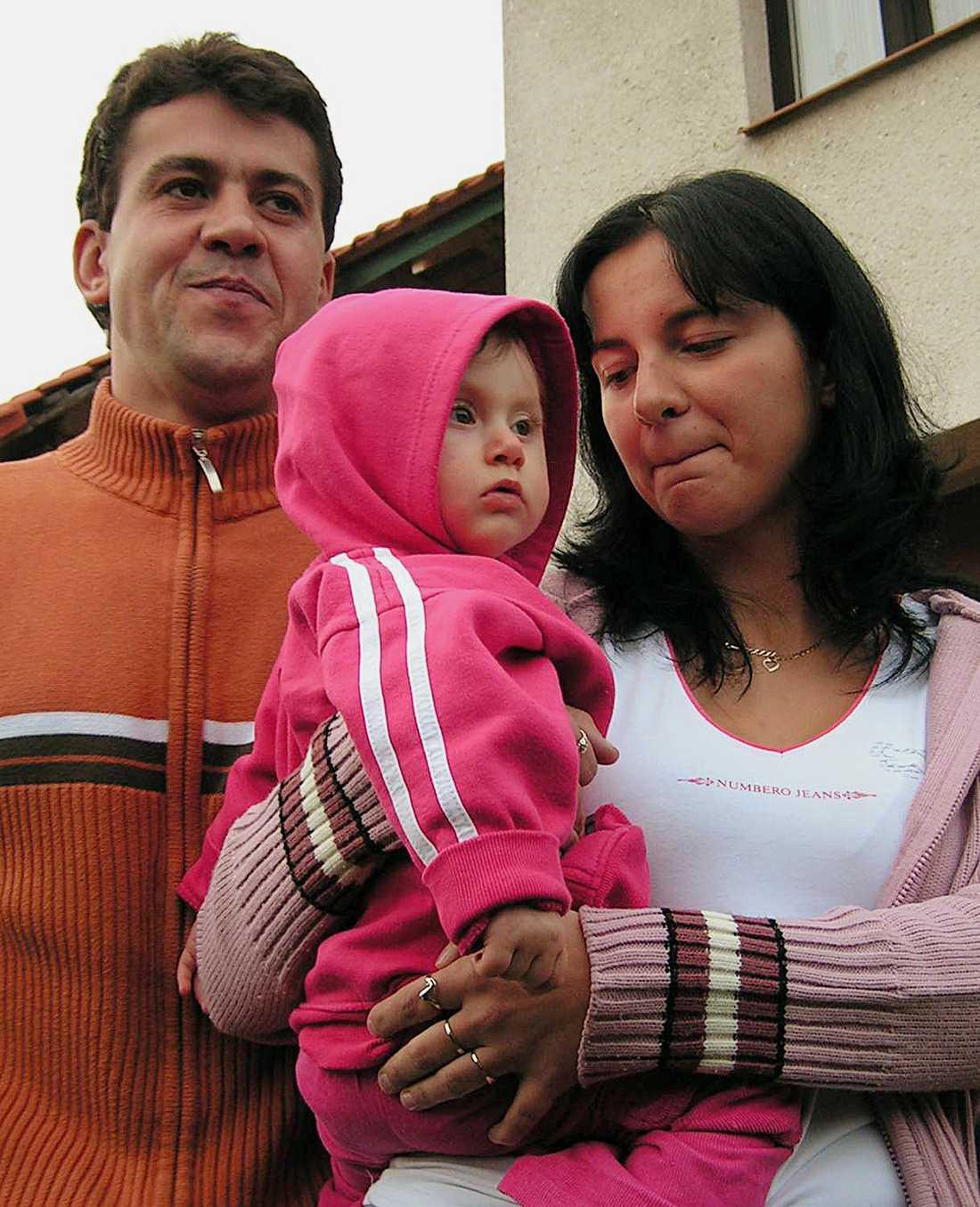 Liobr och Jaroslava kommer att lämna ifrån sig deras dotter för att få sitt biologiska barn.