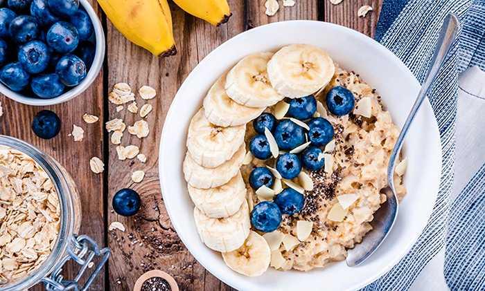Overnight oats – enkelt och gott