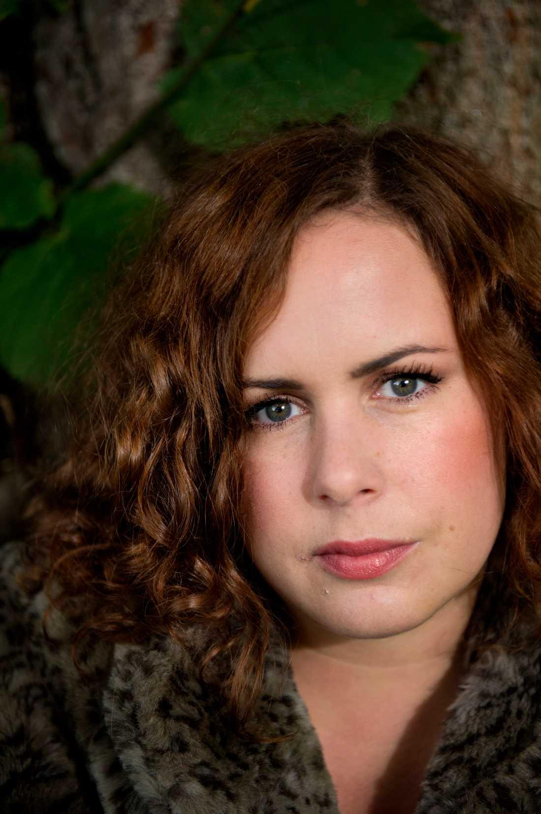 Hanna Hellquist. Arkivbild.