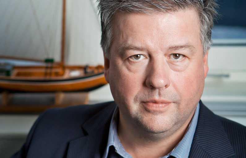 Förbundsordföranden i Stockholm, Kjell Jansson