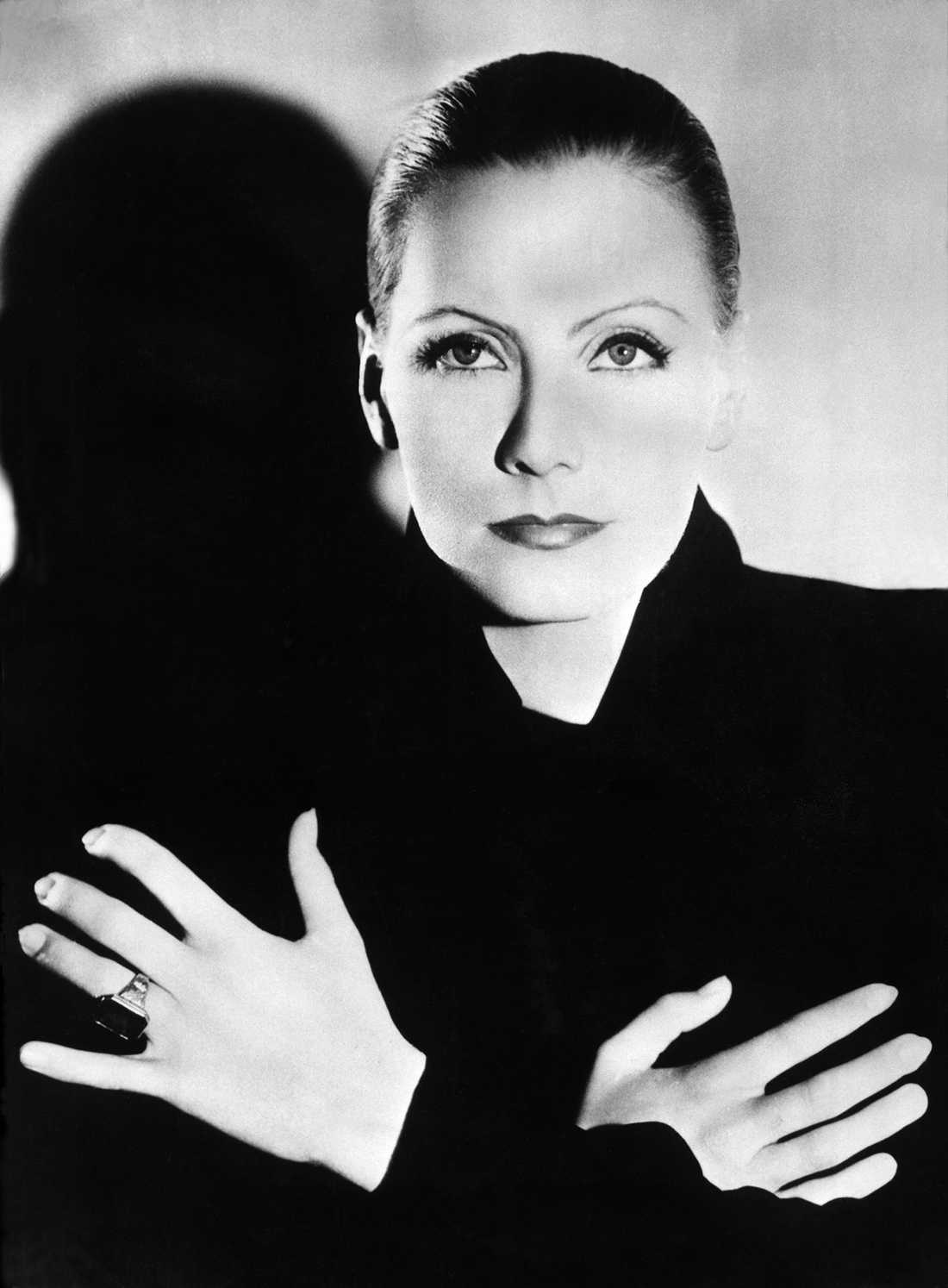 Greta Garbos liv blir film.