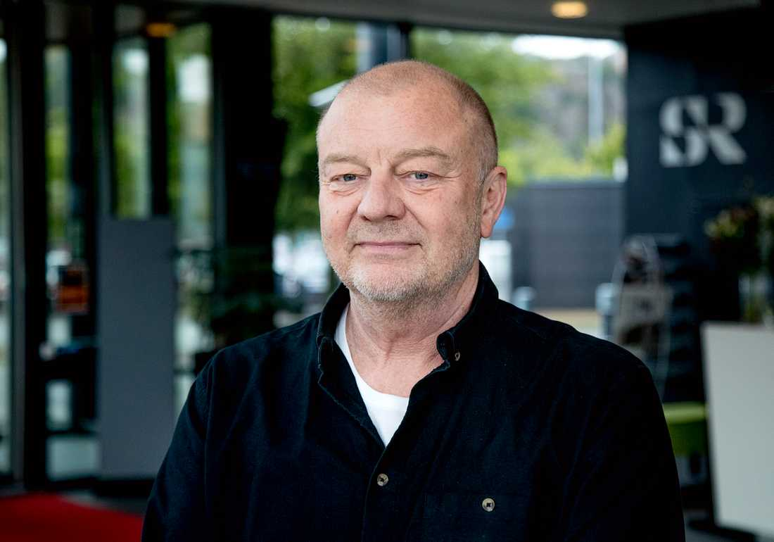 Radiomannen Stefan Livh lämnar programledarskapet och P4 Göteborg. Arkivbild.