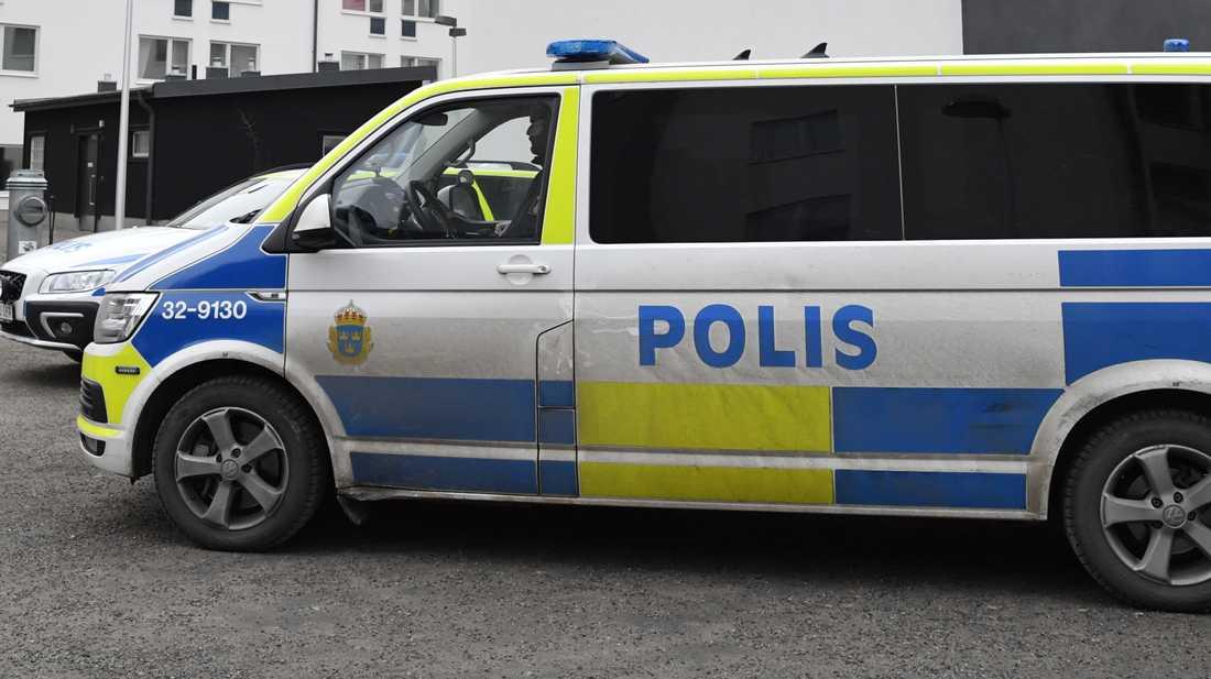 Polispatruller runt om i landet har fått bilder på flickan som rikslarmet gäller, skriver Aftonbladet. Arkivbild.