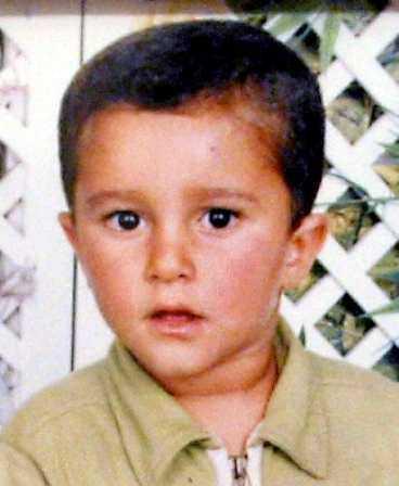 MÖRDAD 8-årige Mohammed Ammouri blev det första offret för dubbelmördaren i Linköping.