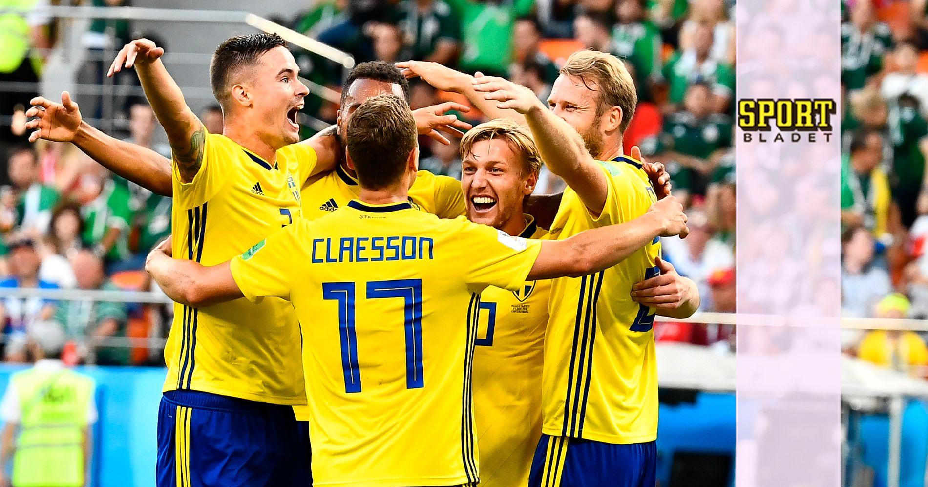 En svensk bland VM:s största överraskningar