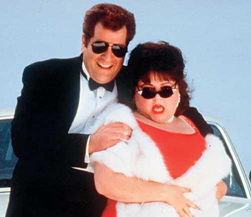 Tom Arnold var tidigare gift med Roseanne Barr.
