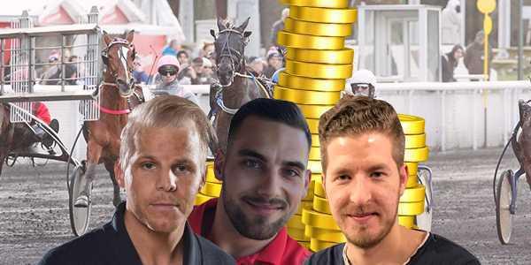 Sportbladets experter Christoffer Wickman, Mario Lipovac och Erik Pettersson bjuder på sina skrälldrag till V86-omgången på Mantorp
