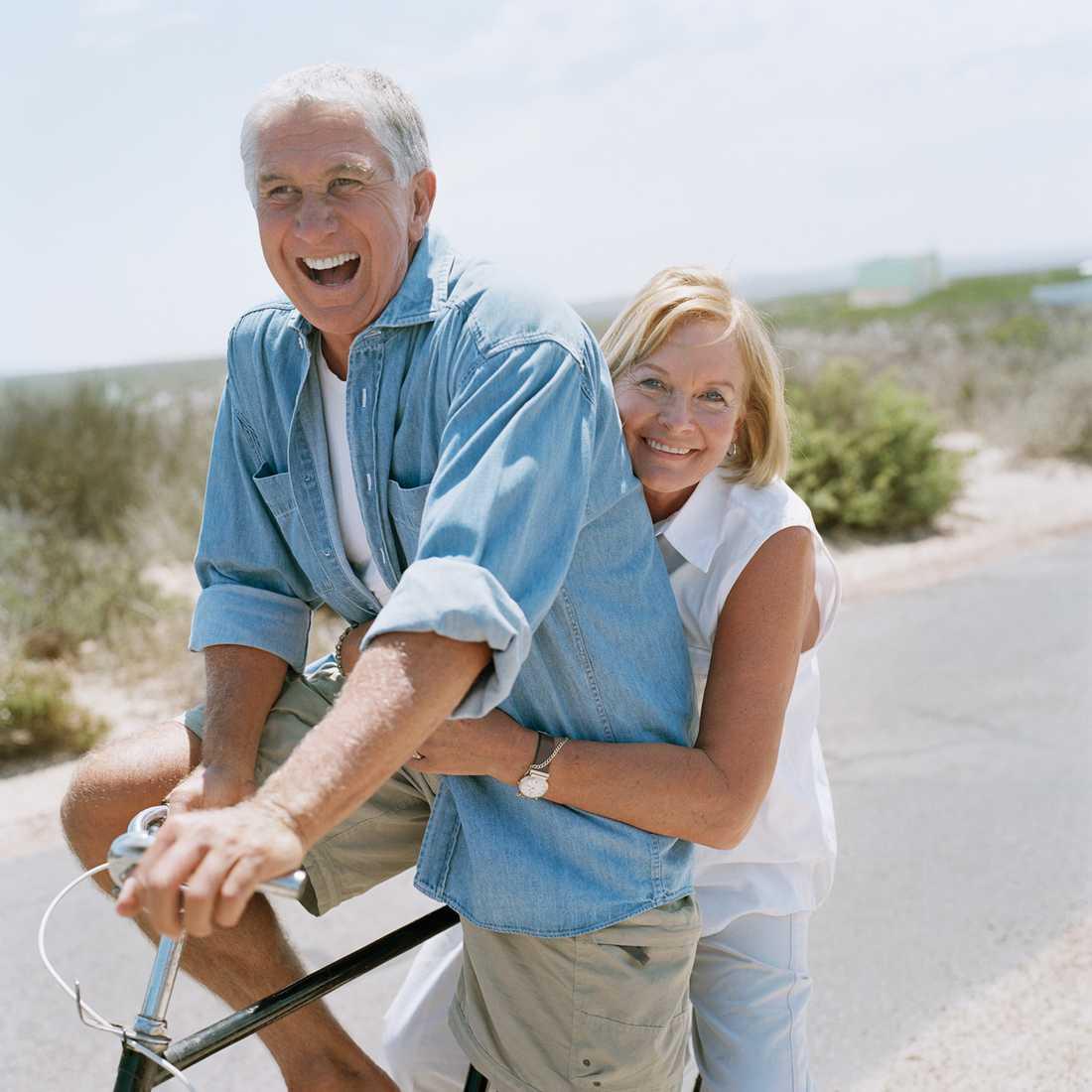 Enligt en ny studie kan du hålla kranskärlen friska med en positiv inställning till livet.