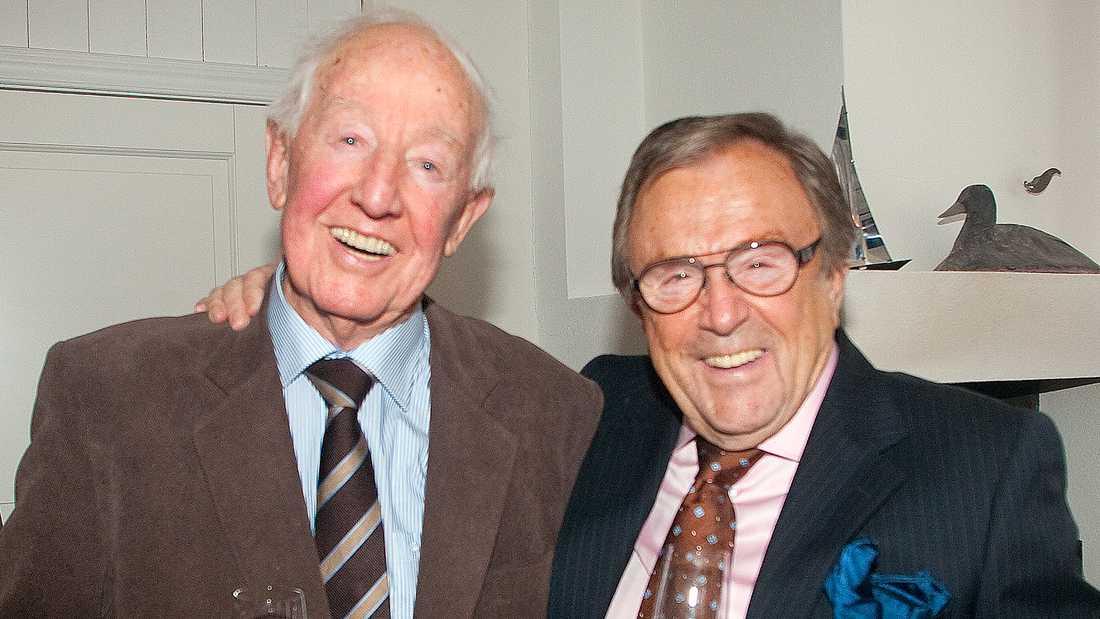 Bengt Feldreich och Arne Weise gick bort med bara några veckors mellanrum.