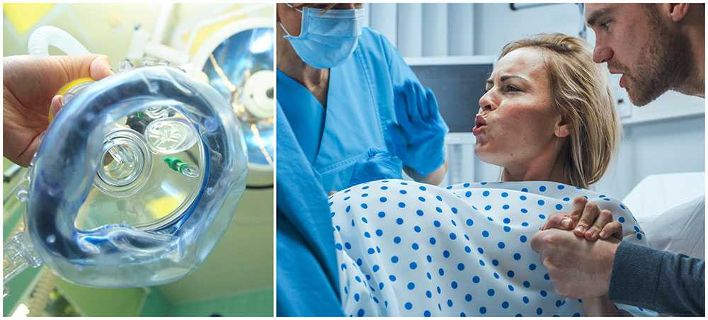 Nu blir det förbjudet med lustgas vid förlossningar där kvinnan har, eller misstänks ha, coronaviruset.