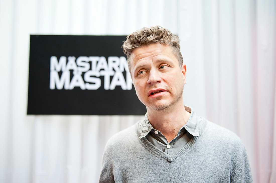 Anders Wistbacka är projektledare för Mästarnas mästare.