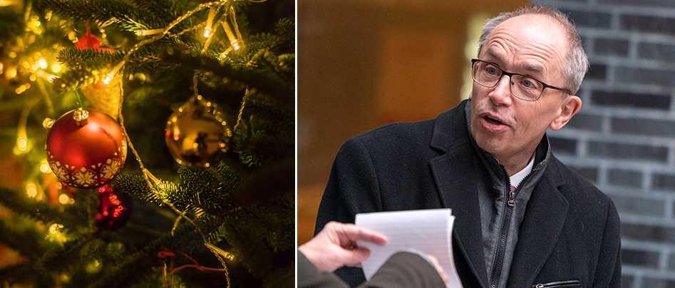 Regiondirektörens stora julönskan: Få kurvan att vända