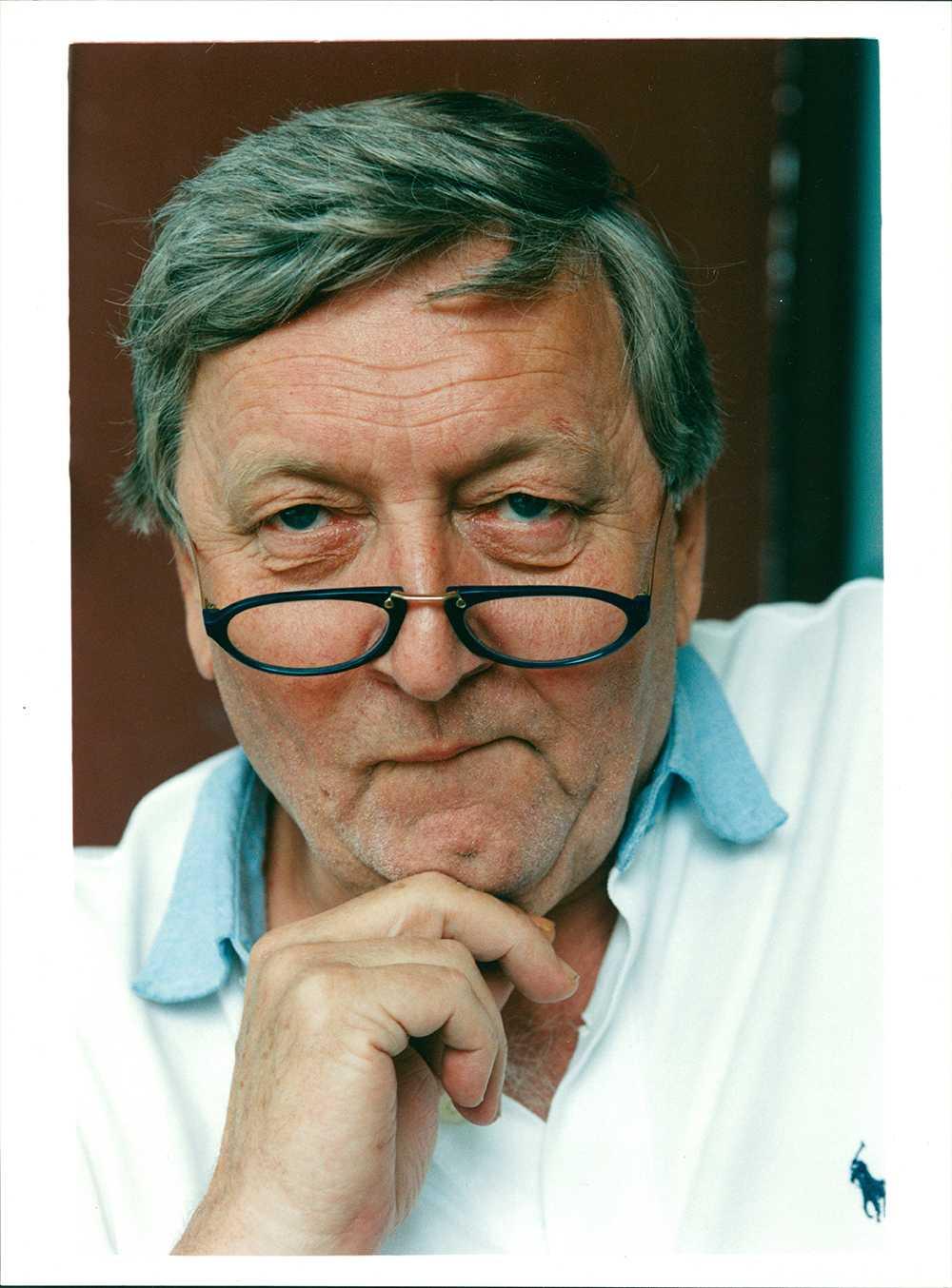 Rolv Wesenlund blev 76 år gammal. FOTO: SÖREN ANDERSSON