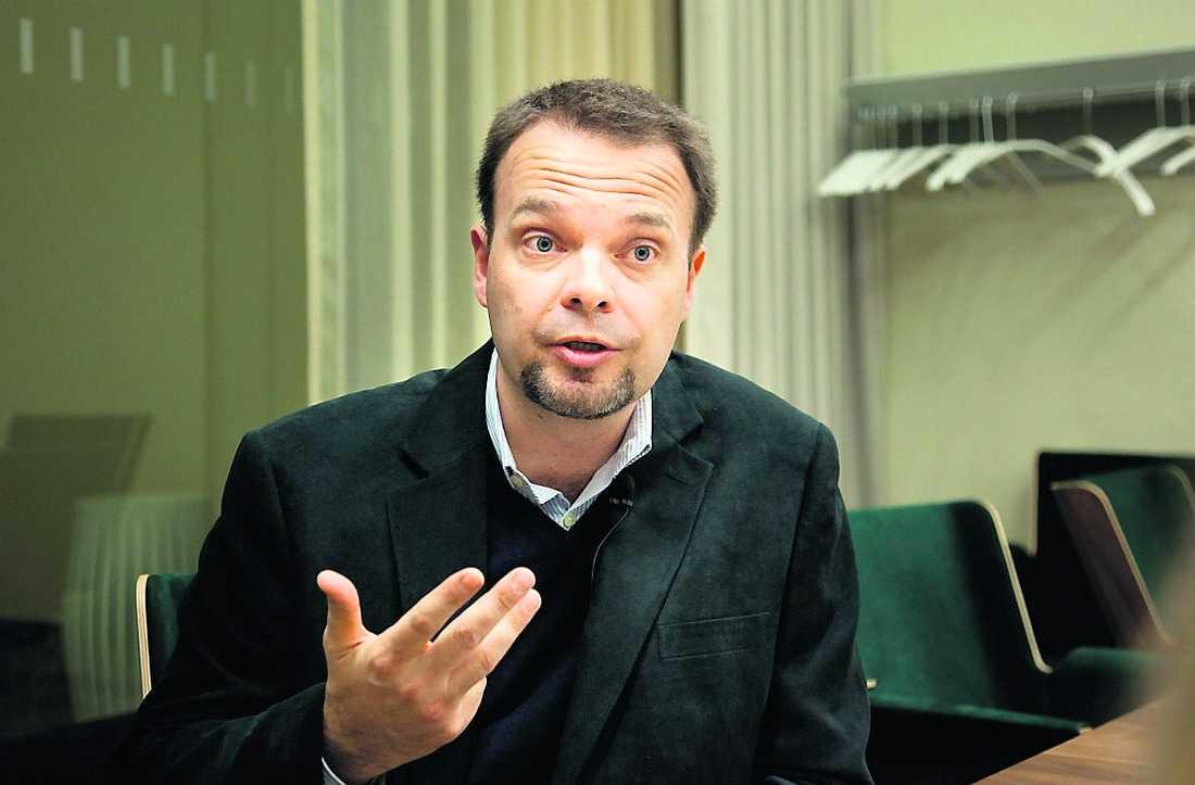 Littorin, arbetsmarknadsminister.