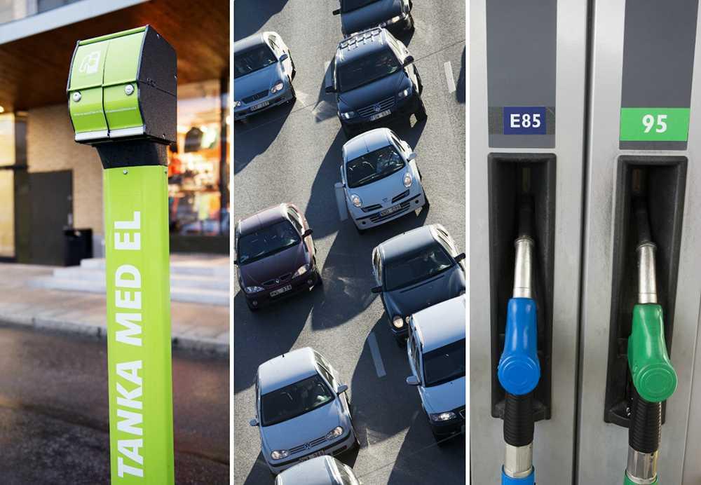 Regeringens föreslagna bilskatt får kritik.