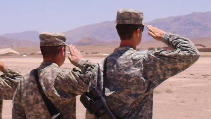 Australiska soldater i Afghanistan. Bilden är från 2010 och tagen i ett annat sammanhang. Arkivbild.