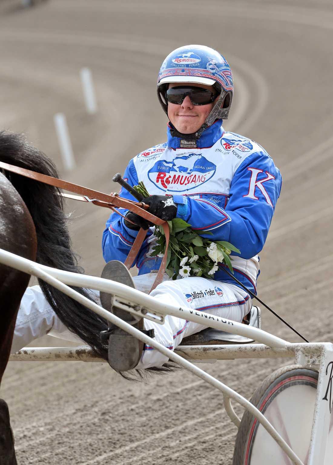 Petter Karlsson fick böter och avstängning