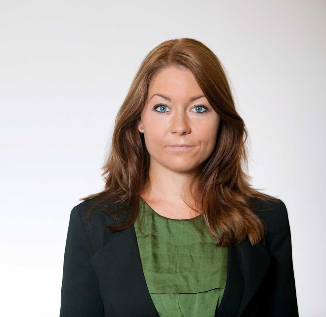 Maria Ferm (MP).