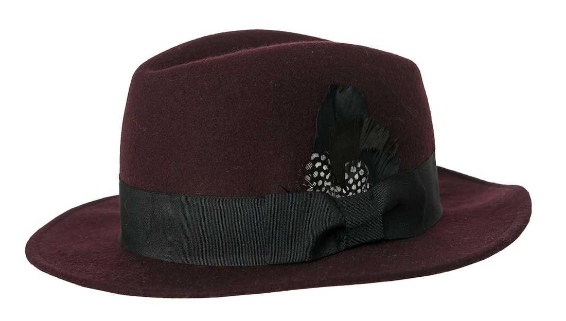 Maskulint H&M. 149 krToppa looken med en hatt, en av höstens måste-accessoarer.