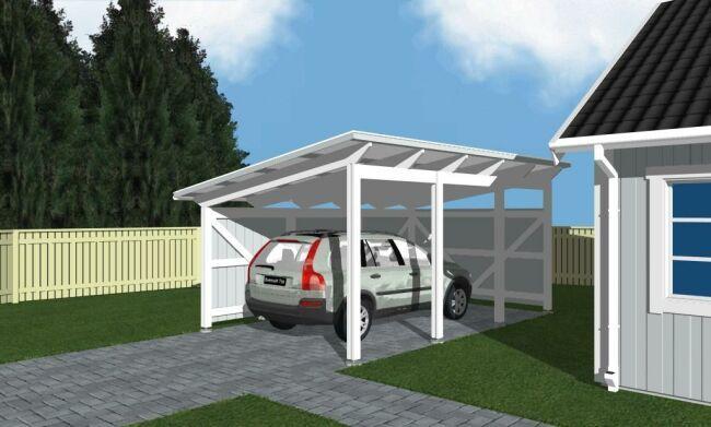 Carport priser och guide till hur du bygger ett garage aftonbladet - Carport foto ...