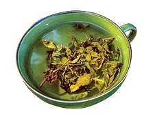 Varning! De flesta tål grönt te, men vissa drabbas av allvarliga leverskador.