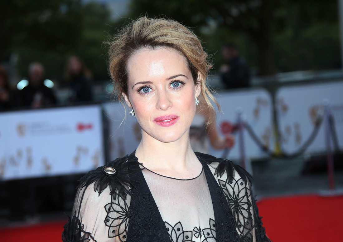 Tidigare spelades Drottning Elizabeth av Claire Foy.