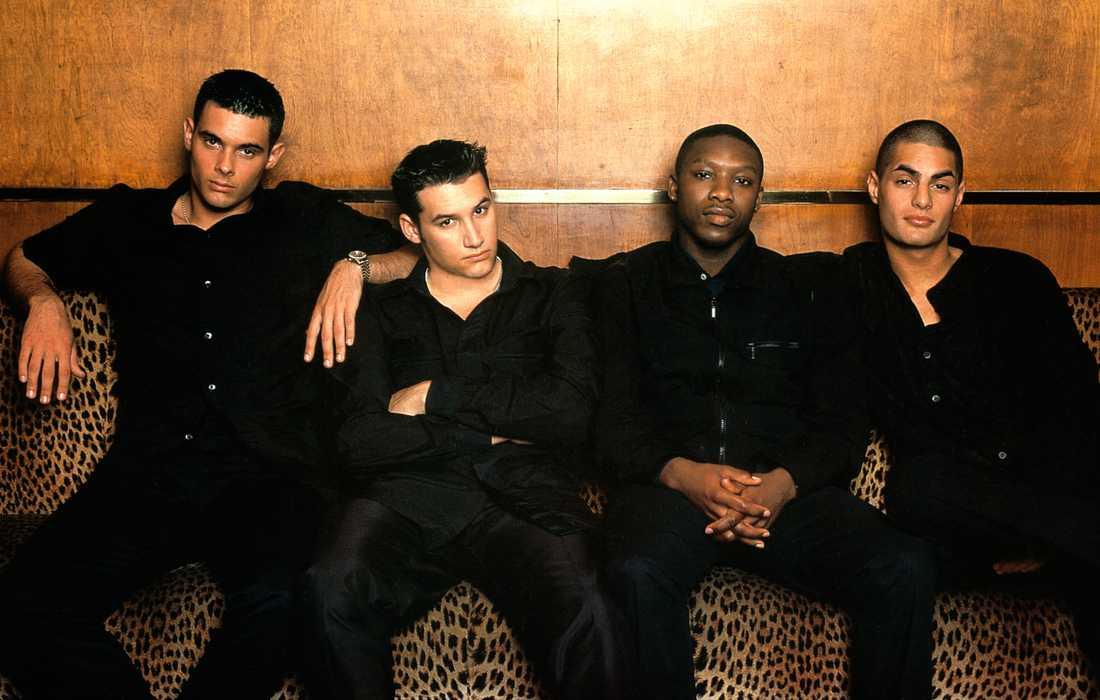 "Pojkbandet Another Level hade sin största hit ""Freak me"" 1998. Bandet lade ner år 2000."