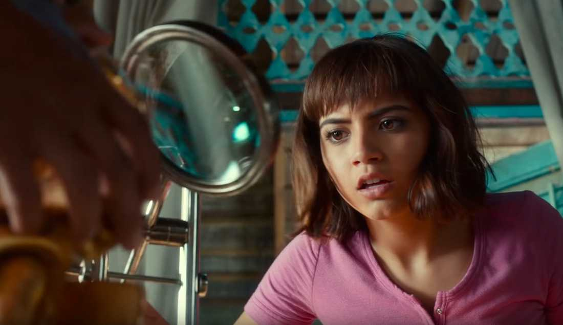 "Isabela Moner i ""Dora and the lost city of gold""."