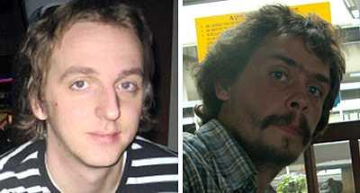 Journalisterna Martin Schibbye, 30, och Johan Persson, 29, greps i fredags i regionen Ogaden i Etiopen.