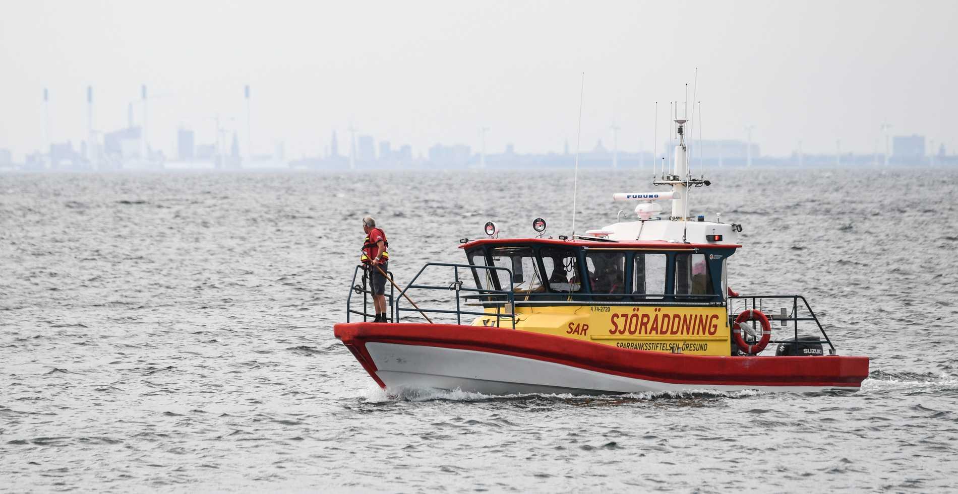Sjöräddningen gjorde fler insatser under augusti än normalt. Arkivbild.