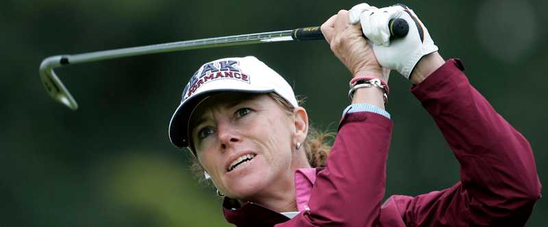 Helen Alfredsson storspelade.