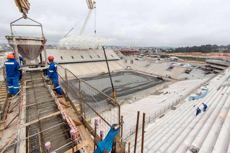 SAO PAULO Arena de são paulo (Kapacitet: 65 807)