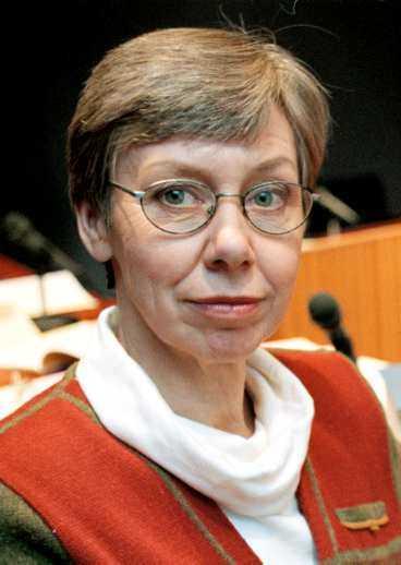 VILL REGISTRERA MERA Professor Madeleine Leijonhufvud och förre rikspolischefen Björn Eriksson vill ha ett heltäckande DNA-register.