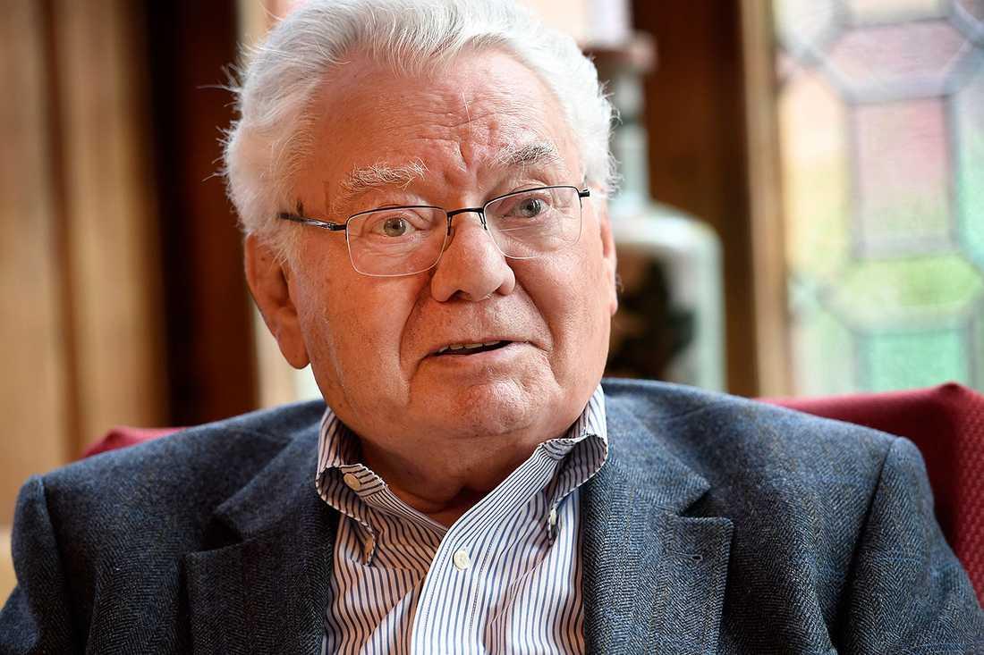 Thomas Buergenthal har bland varit domare i den Internationella brottmålsdomstolen i Haag.