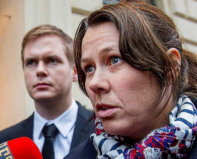 Dagens språkrör Gustav Fridolin och Åsa Romson möter en svår framtid. Foto: Gustav Mårtensson