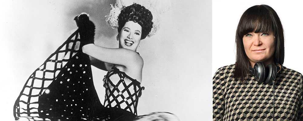 """Den som vill veta mer om rasismen i Hollywood kan lyssna på """"Make me over"""" om Merle Oberon (1911–1979), tycker Sandra Wejbro."""