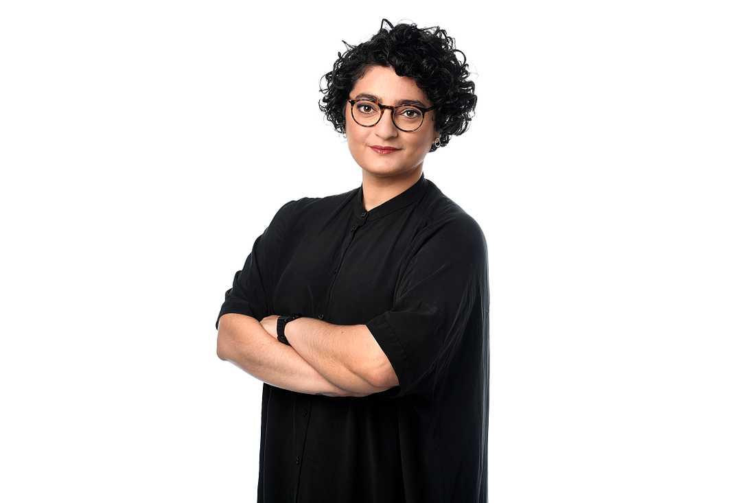 Aftonbladets coronareporter Nivette Dawod