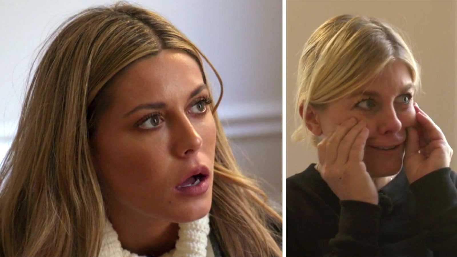 Familjens pik om Bianca Ingrossos skönhetsingrepp