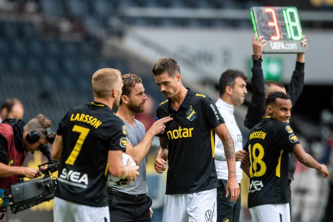 AIK inkasserade ännu en förlust i årets allsvenska.