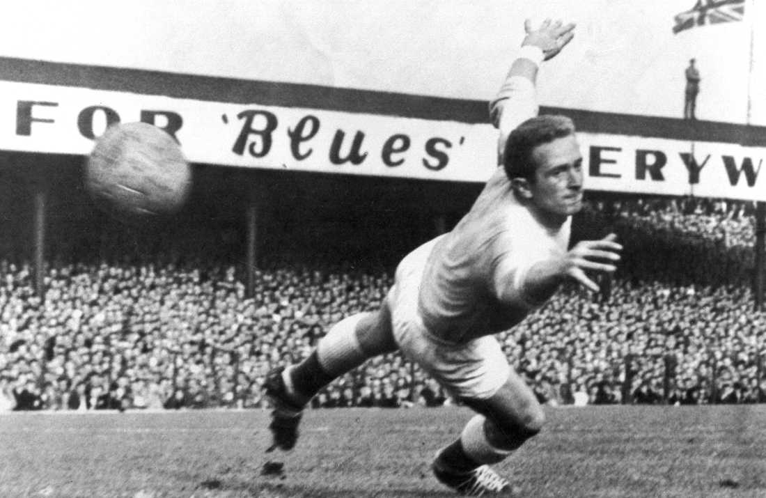 Harry Gregg.