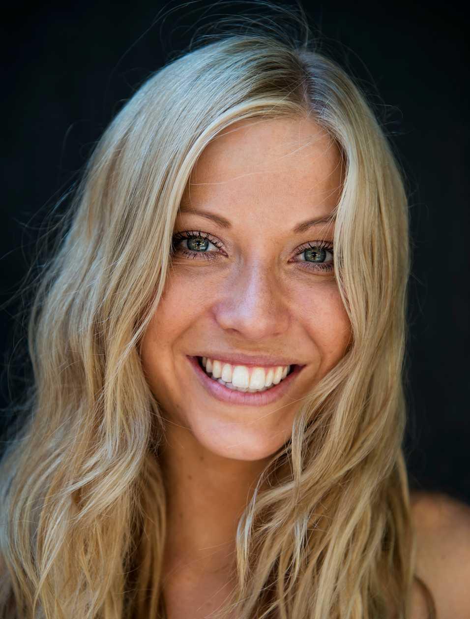 Sigrid Bernson är också en av deltagarna.