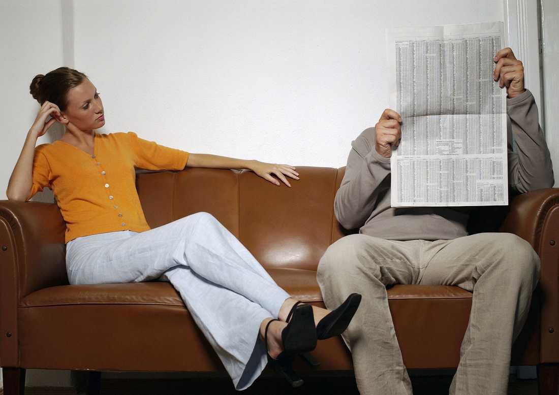 Mer än var tredje mamma har någon gång på allvar funderat på att skilja sig.