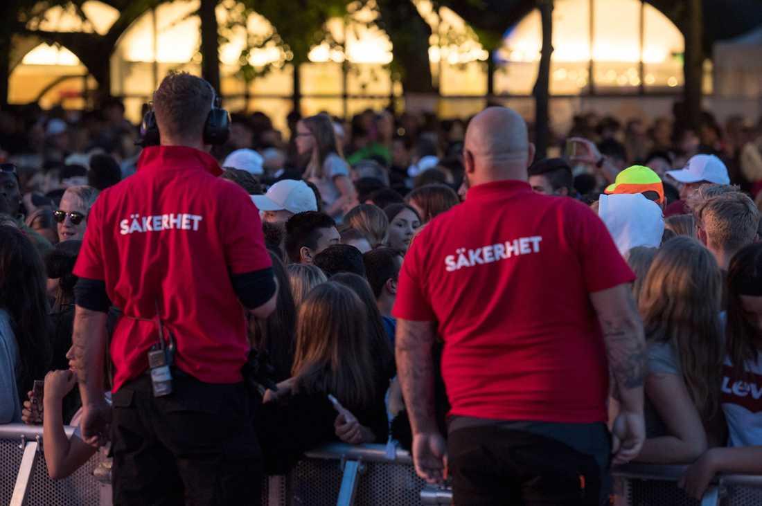 Säkerhetsvakter