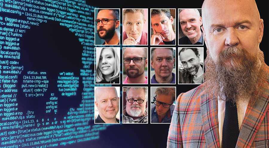 EU hotar internet, enligt debattörerna Henrik Jönsson, Ashkan Fardost, Alexander Bard, Oscar Swartz, Jon Karlung, Katarina Stensson, Mattias Bjärnemalm, Christian Engström, Joakim Jardenberg, Magnus Andersson, Henrik Alexandersson och Niklas Agevik.