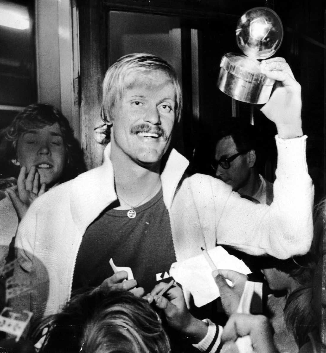 1978: Ronnie Hellström, Kaiserslautern
