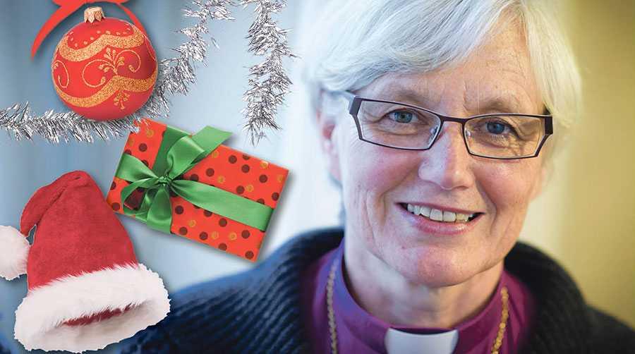 Det är något trotsigt med julen. Den går emot rädslan, hur berättigad rädslan än är, skriver AntjeJackelén.