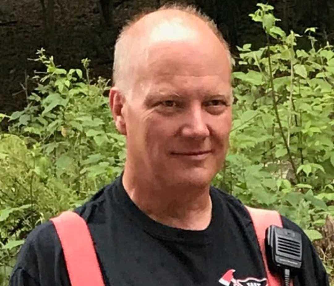 Tim McCormack hade lämnat  sin chef på en helikopterplatta i New York när olyckan inträffade.