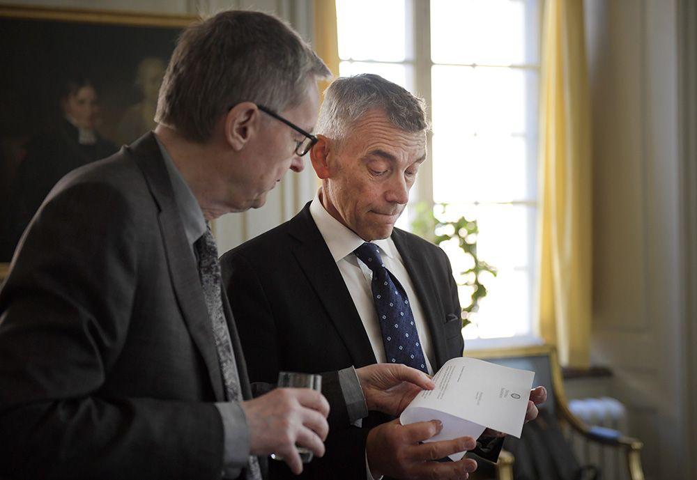 Juristen Eric M Runesson har valts in på stol nummer 1
